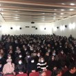 National Salvation Movement supporters in Vanadzor on Jan. 16