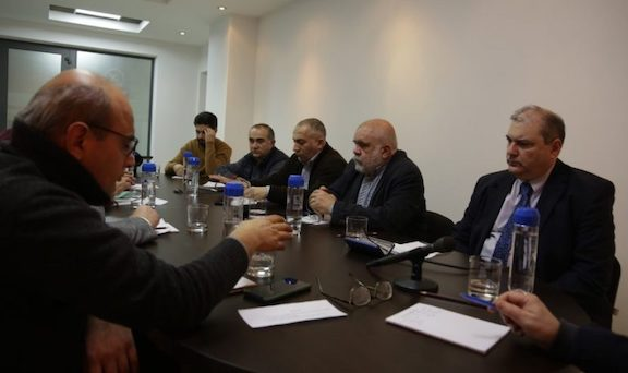 The experts discussed the critical challenges facing post-war Armenia