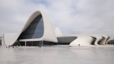 Heydar Aliyev Center. Image: Istvan under a CC licence