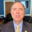 Rep. Adam Schiff during an interview with Asbarez Editor Ara Khachatourian on Jan. 21