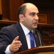 Opposition Bright Armenia Party leader Edmon Marukyan