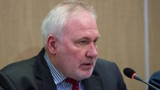 Russian OSCE Minsk Group co-chair Igor Popov