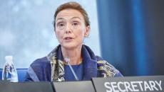 Council of Europe Secretary-General Marija Pejčinović Burić
