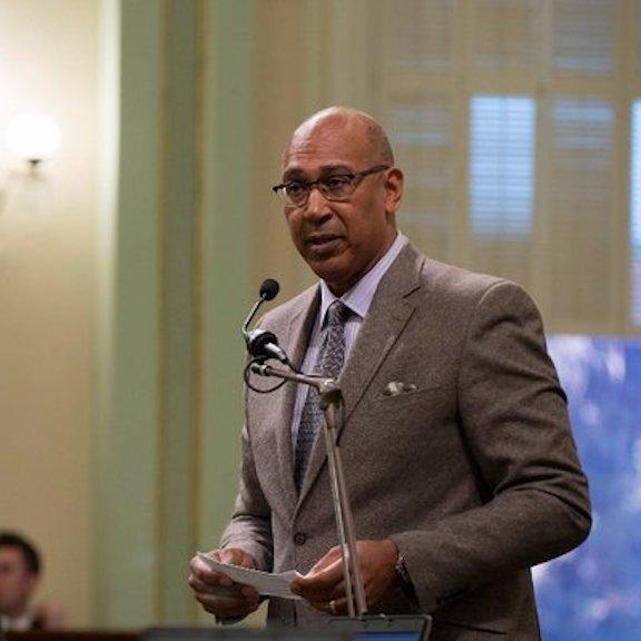 California State Assemblymember Chris Holden