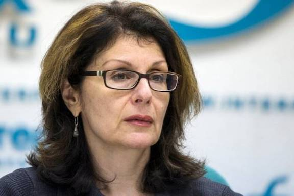 Human Rights Watch's Deputy Director for Europe and Central Asia Rachel Denber