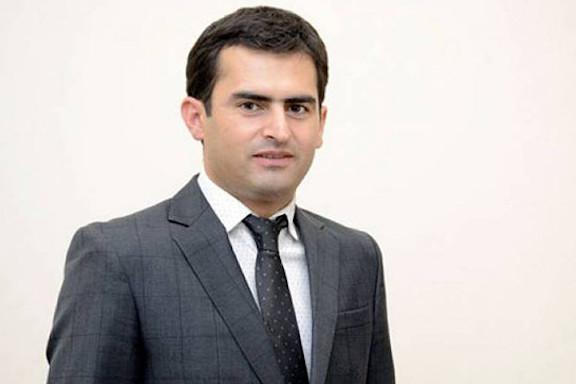 Armenia's High-Tech Minister Hakob Arshakyan