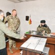 VIEW Gallery: Azeri President Ilham Aliyev inspects the plans for the