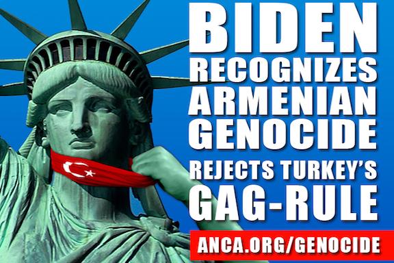 Biden says Armenian mass killing was genocide