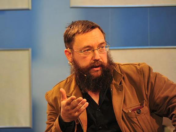 Russian businessman and billionaire, German Sterligov (Source: Public Radio of Armenia)