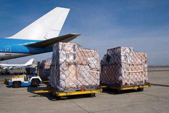 Deliveries such as the one pictured will be part of AAF's mission