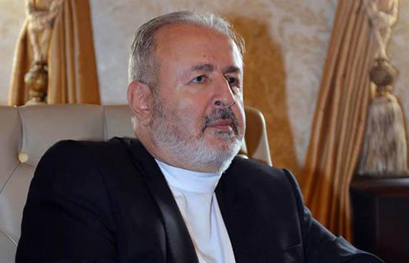 Archbishop Aram Ateshian