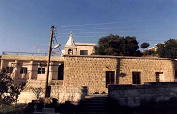 Armenian Church in Latakia (Source: Kanstasar News)