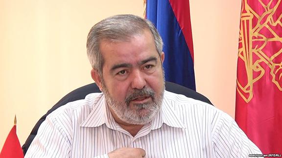 ARF Bureau Chairman Hrant Markarian