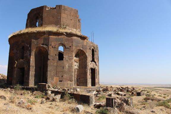 Zoravank/Ghargharavank church, 7th C