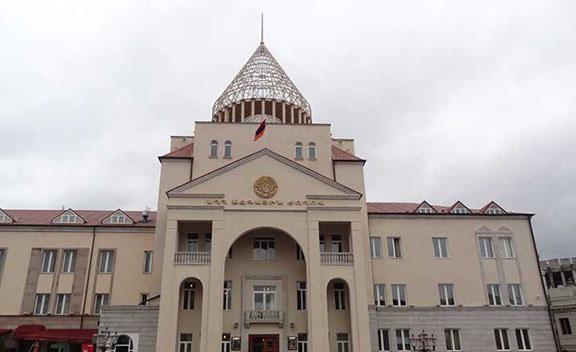Nagorno-Karabakh National Assembly. (Source: Public Radio of Armenia)