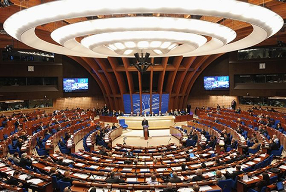 Session of PACE. (Source: Armenpress)