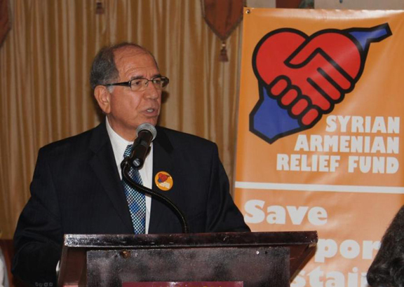 AMAA Executive Director Zavan Khanjian.