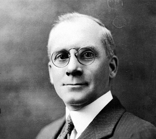 Rev. Asa Kent Jennings