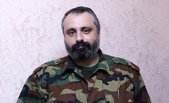 Artsakh President Spokesperson David Babayan (Source: Panorama.am)