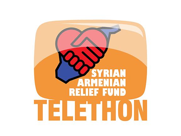 SARF Telethon Logo