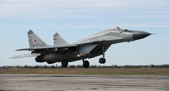 MiG-29 Fighter Jet (Source: Sputnik News)