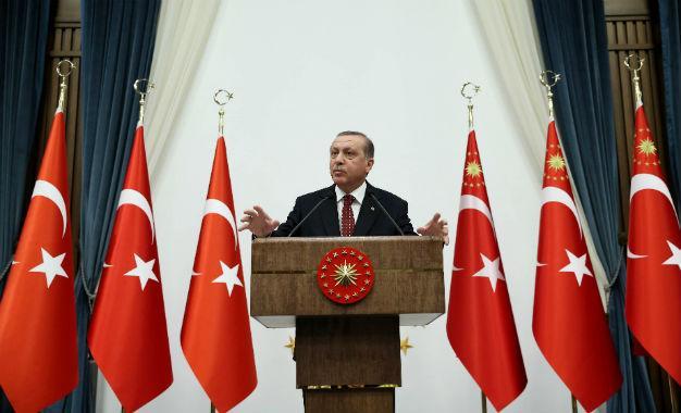 Turkish President Erdogan. (Source: AA Photo)