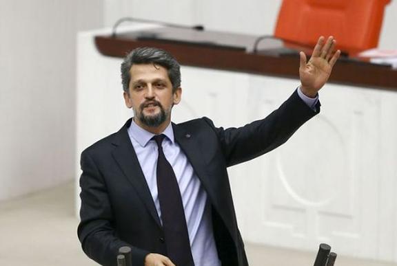 Turkish-Armenian Member of Parliament Garo Paylan
