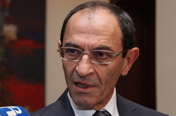 Armenian Deputy Foreign Minister, Shavarsh Kocharyan