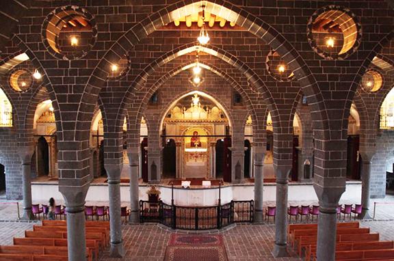 The Surp Giragos Armenian Apostolic Church (Photo: Nanore Barsoumian)
