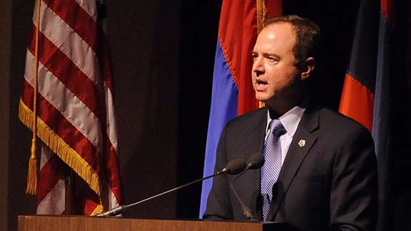 Congressman Adam Schiff (Photo: Libby Cline)