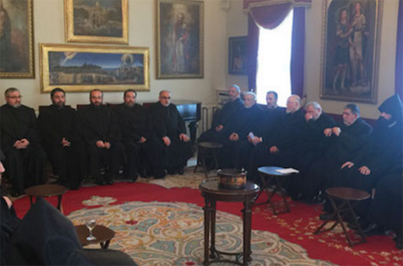 """""""The election process of a new Armenian Patriarch in Turkey faces the customary state-imposed restrictions, administrative hurdles and arbitrary treatment of the Armenian community."""""""