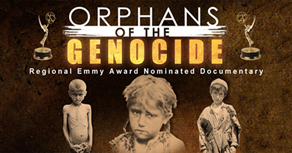 'Orphans of the Genocide,' directed by Bared Maronian, has won the 'Best Documentary Feature' award at the Canada International Film Festival
