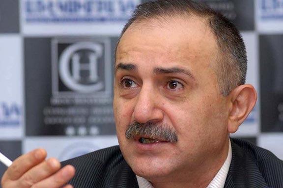 Artsakh's former defense minister Samvel Babayan-
