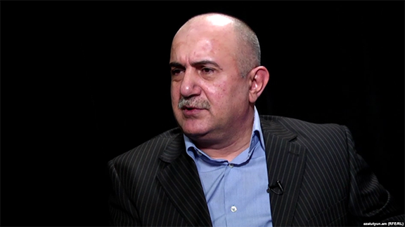 Samvel Babayan, former Artsakh (Nagorno-Karabakh) Republic Defense Minister (Photo: RFE/RL)