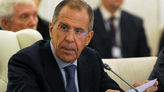 Russian Foreign Minister Sergey Lavrov (Photo: Agence France-Presse)
