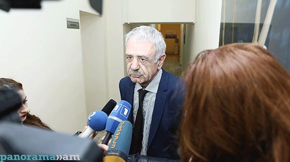 Shahin Mirzoyev, Azerbaijani journalist who was granted asylum in Armenia (Photo: Panorama.am)