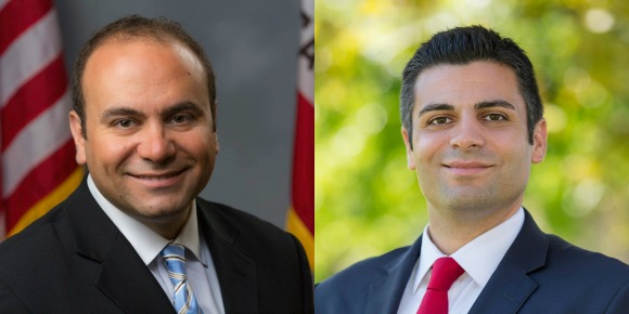 California State Assemblymember Adrin Nazarian endorses Shant Sahakian in his campaign for Glendale School Board District D