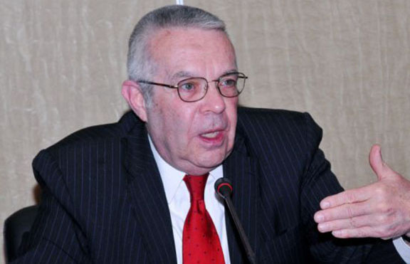 Richard Hoagland, U.S. Co-Chair of the OSCE Minsk Group (Photo: Armenpress)
