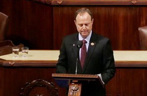 Representative Adam Schiff