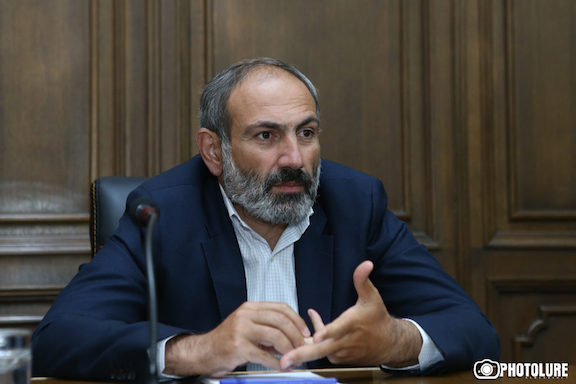 Prime Minister of Armenia Nikol Pashinyan