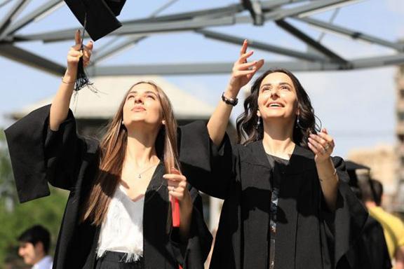 AUA Graduation 2019 Feat Photo