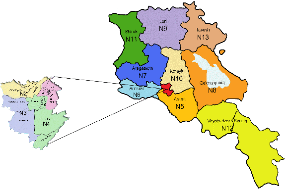 Local elections were held in 23 communities on June 9