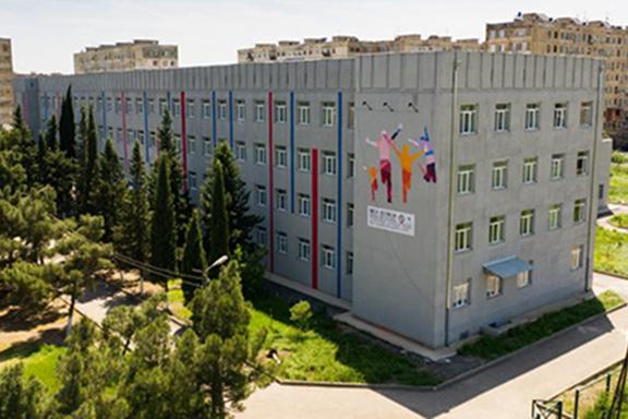 A MCC-funded STEM school in Georgia