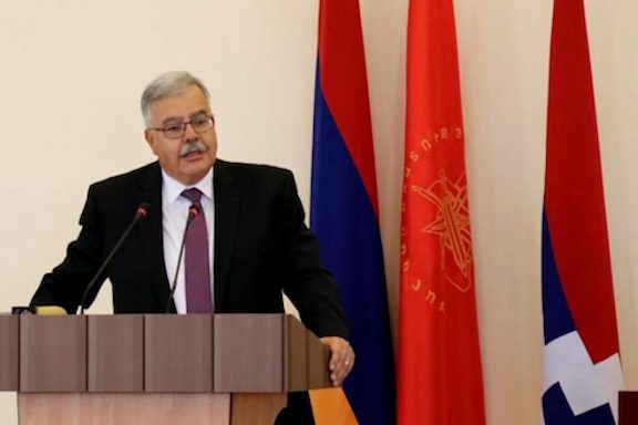ARF Bureau chairman Hagip Der Khachadourian