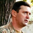 Artsakh's injured Commander of Armed Forces Lieutenant General Jalal Hautyunyan.