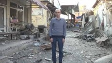 Artsakh Human Rights Defender Artak Beglaryan