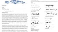 LA City Councilmembers signed a letter to Mercury PR