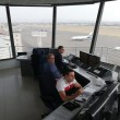 Armenia's air traffic control room