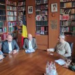 EAFJD-led Belgian delegation meet with Artsakh Foreign Minister Masis Mayilyan