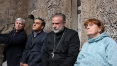 VIEW GALLERY: Baroness Cox visits Artsakh